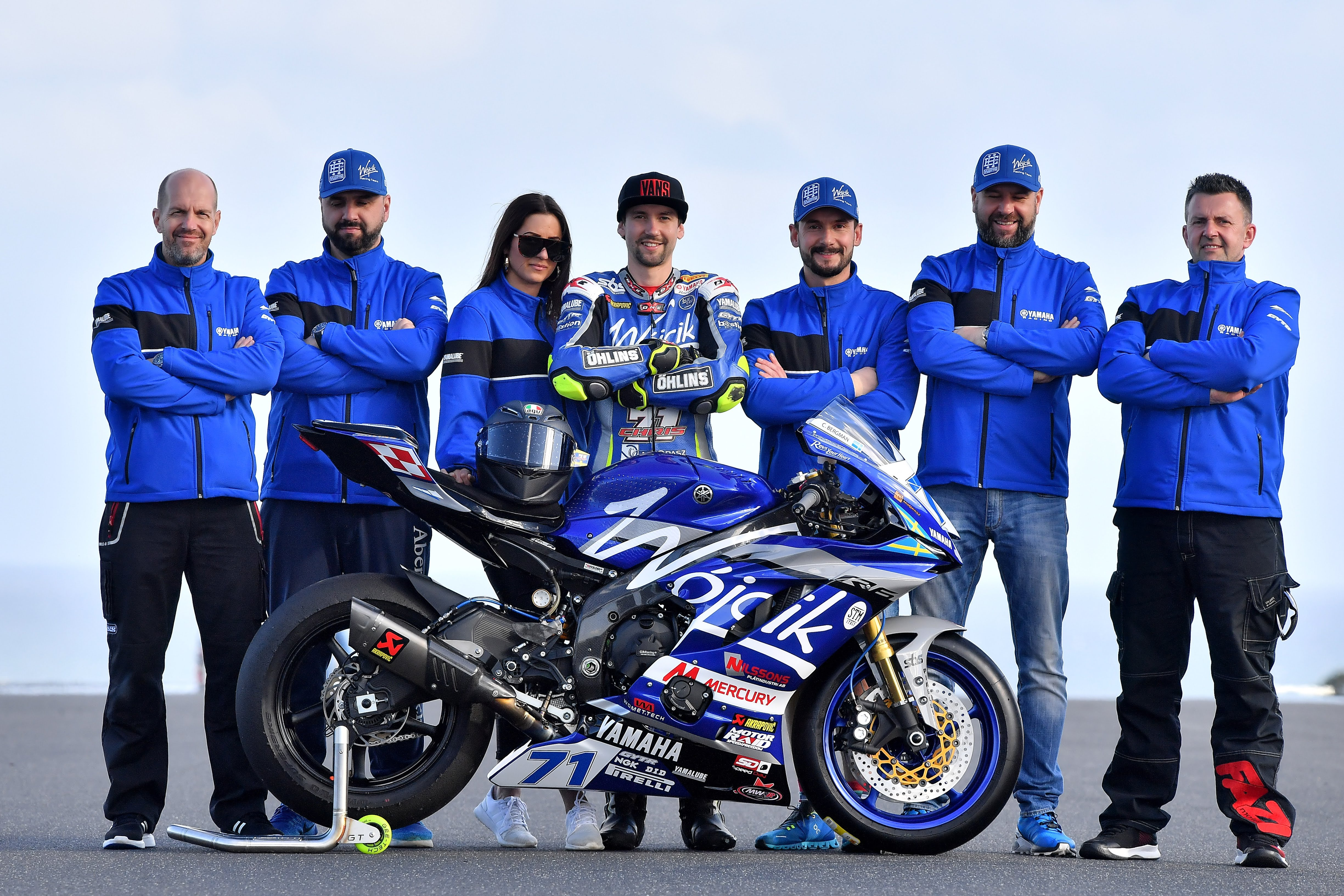 Wójcik Racing Team już w ten weekend zadebiutuje w WorldSSP!